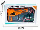 Бластер Air Battle 2088-6 с самолетиками,  пистолет катапульта для запуска самолетов, фото 2