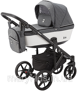 Детская универсальная коляска 2 в 1 Adamex Emilio EM-241