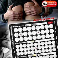 Настольная игра для взрослых (18+) - Постельный путеводитель