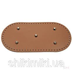 Дно сумки з ніжками (30*15 см), карамельний колір