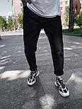 Джинси - Чоловічі чорні джинси МОМ / чоловічі джинси чорні МОМ, фото 2