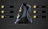 Провідна вертикальна миша з підсвіткою Delux M618PU / 7200DPI, фото 3