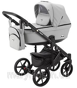 Детская универсальная коляска 2 в 1 Adamex Emilio EС-303