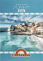 """Шкільний щоденник Найрозумніший """"Італія"""",тверда обкладинка 1В1165"""