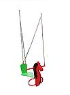 """Качели """" Лошадка"""" для маленьких на цепях., фото 2"""