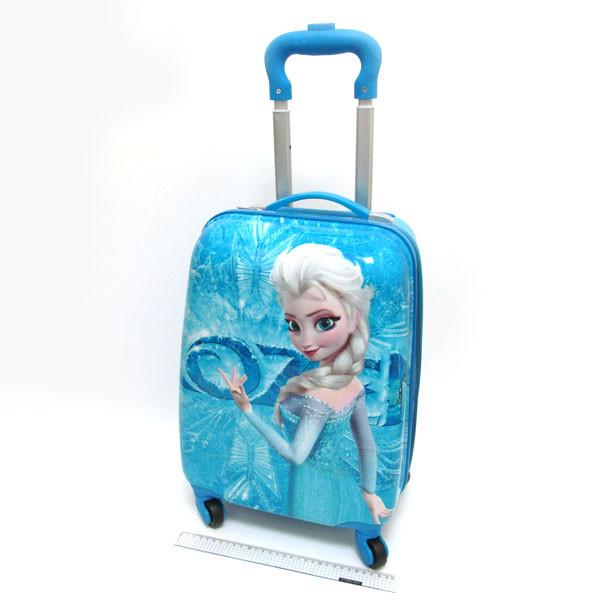 """Детский пластиковый чемодан  """"Холодное сердце"""""""