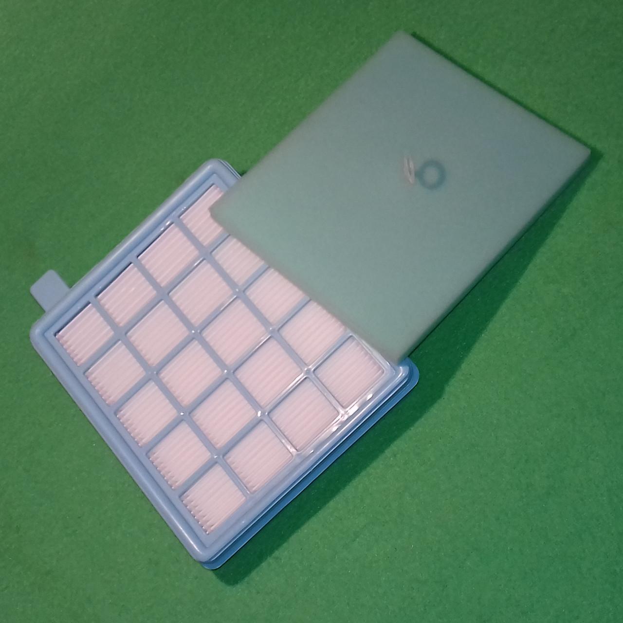 HEPA фильтр контейнера CP0252/01 (в сборе) к пылесосу Philips 432200493801