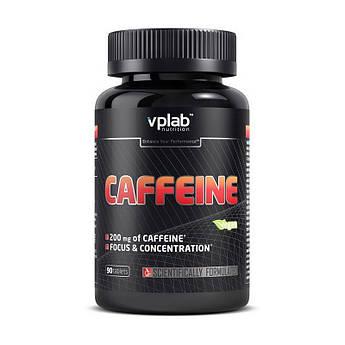 Кофеїн VP Laboratory Caffeine 200 mg 90 таблеток