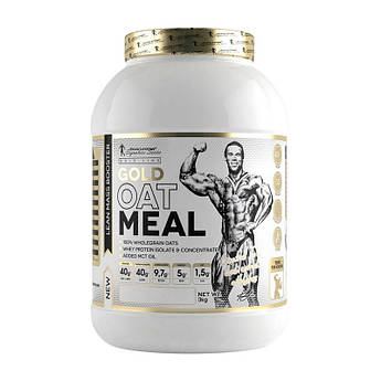 Купити для набору маси Kevin Levrone Gold OAT Meal 3000 грам Снікерс