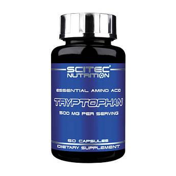 L-триптофан Scitec Nutrition Tryptophan 60 капсул