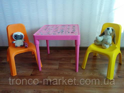 """Комплект мебели """"Украинский алфавит"""", фото 2"""