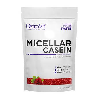 Казеин OstroVit Micellar Casein 700 грамм Клубника