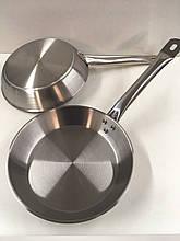 Сковорода нерж BENSON BN-635/ 24см (24 шт/ящ)