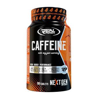 Кофеїн Real Pharm Caffeine 90 таблеток