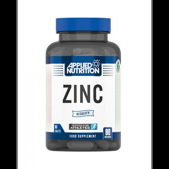 Цинк Applied Nutrition ZINC (90 таб) апплид нутришн