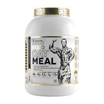 Купити для набору маси Kevin Levrone Gold OAT Meal 3000 грам Ваніль