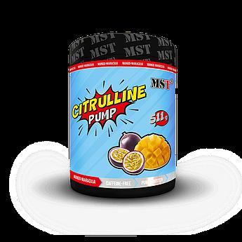 Цитрулін MST Citrulline Pump 511 грам Манго маракуя