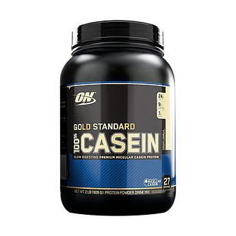 Казеин Optimum Nutrition 100% Gold Standard Casein 909 грамм Ваниль