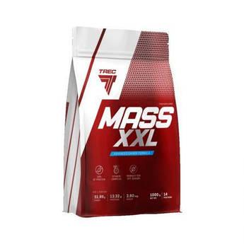 Купити для набору маси Trec Nutrition MASS XXL 1000 грам Банан