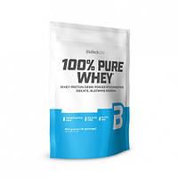 Сывороточный протеин концентрат BioTech 100% Pure Whey 454 грамм Без вкуса