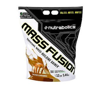 Купити для набору маси Nutrabolics Mass Fusion 2.0 5440 грам Солона карамель