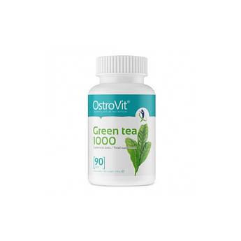 Экстракт зеленого чая OstroVit Green Tea 1000 90 таблеток