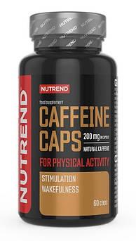 Кофеїн Nutrend Caffeine 200 mg 60 капсул