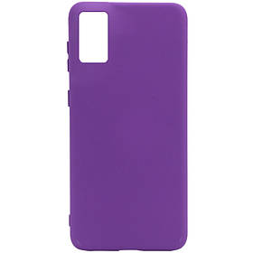 Чехол Silicone Cover Full without Logo (A) для Samsung Galaxy A51