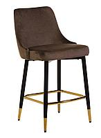 Барний стілець Vetro Mebel B-128 мокко