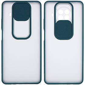 Чохол Camshield mate TPU зі шторкою для камери для Xiaomi Mi 10T Lite / Redmi Note 9 Pro 5G