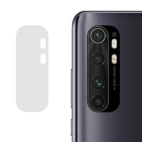Гнучке захисне скло 0.18 mm на камеру (тех. пак) для Xiaomi Mi Note 10 Lite