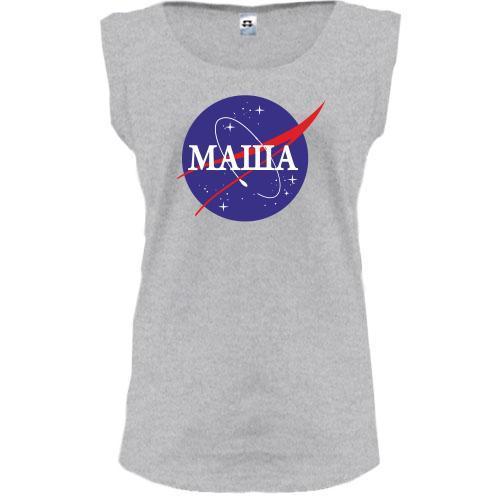 Футболка Маша (NASA Style)