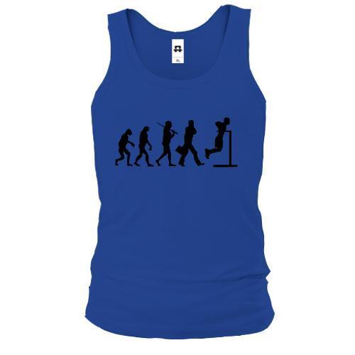 Майка  Эволюция спортсмена