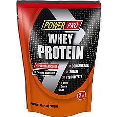 Протеїн Power Pro Whey Protein 2кг, шоконатс