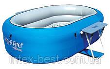 Аэромассажный надувной СПА бассейн BESTWAY 54090 (286x183x76 см.), фото 2