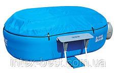 Аэромассажный надувной СПА бассейн BESTWAY 54090 (286x183x76 см.), фото 3