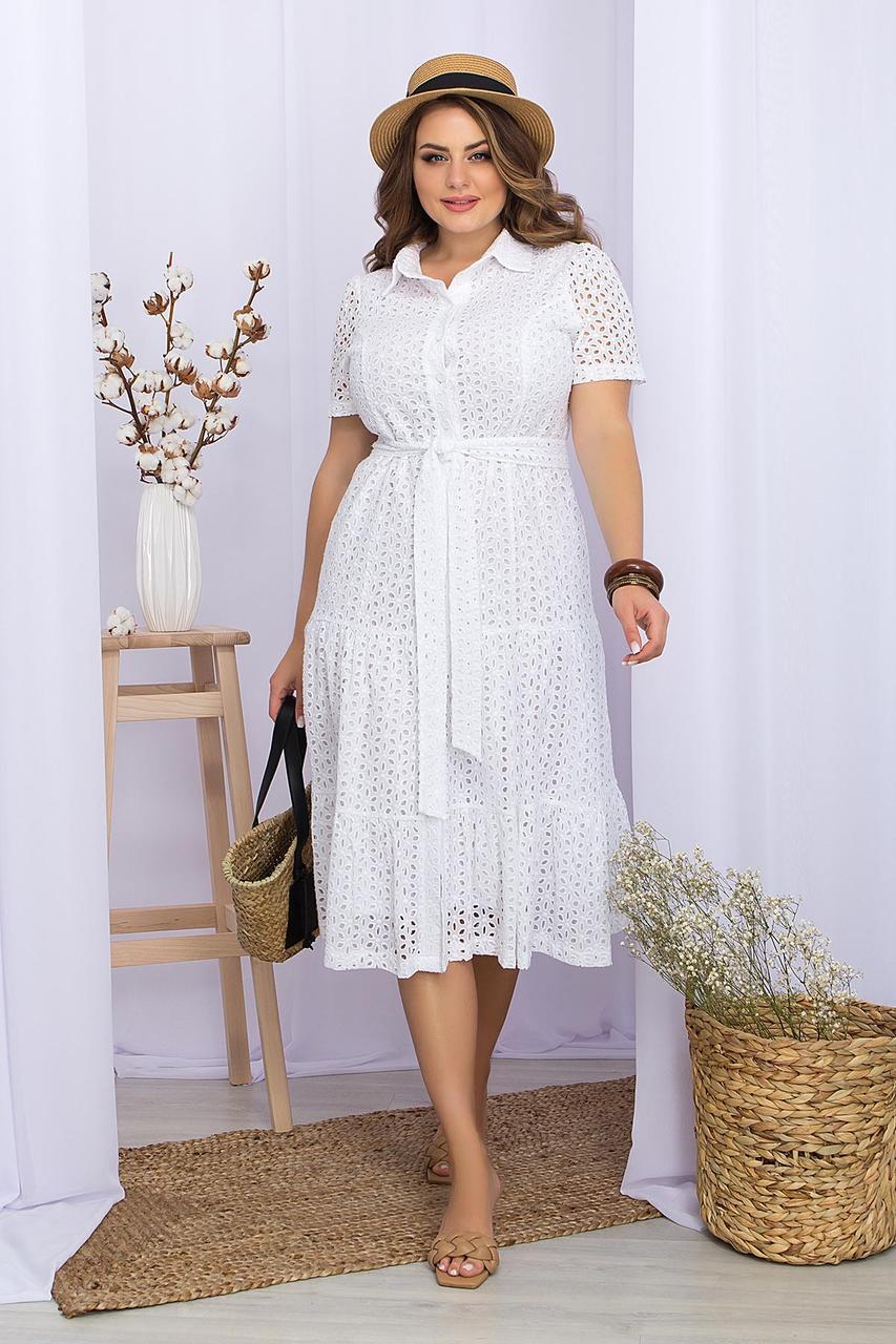 Платье Уника-Б к/р