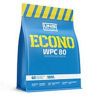 Протеїн UNS Econo Instant, 1.8 кг, Білий шоколад-кокос