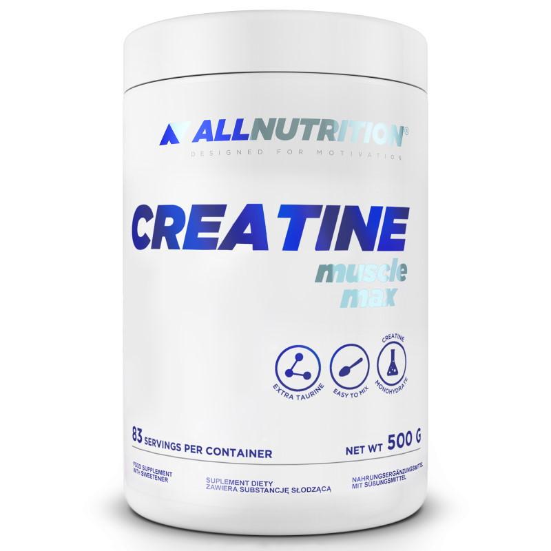 Креатин AllNutrition Creatine Muscle Max, 500 грам Драконий фрукт