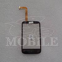 Сенсор HTC A320e Desire C black