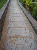 Брусчатка гранитная в Симферополе