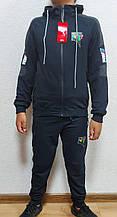 Спортивний костюм комбінований PUMA //M3 підліток школа хлопчик 8-12 років, купити оптом зі складу 7км Одеса