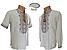 Сорочка Вишиванка для хлопчика натуральний льон р. 140 - 176, фото 2