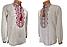 Сорочка Вишиванка для хлопчика натуральний льон р. 140 - 176, фото 4