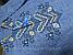 Рубашка Вышиванка для мальчика льняная короткий рукав р.140 -176, фото 5