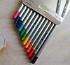 Цветные карандаши Marco Raffine 12 цветов, фото 4
