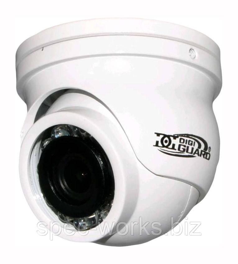 Видеокамера маленькая DigiGuard DG-2200 (AHD / CVI / TVI / CVBS)