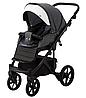 Дитяча універсальна коляска 2 в 1 Adamex Emilio EM-241, фото 3
