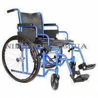 Усиленная коляска MILLENIUM с усиленной рамой