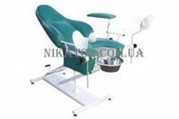 Кресло гинекологическое КС-2РМ (механическая регулировка высоты)